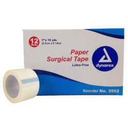 Dynarex  Surgical Paper Tape 1 inch