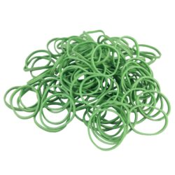 Green Rubber Band -Thick