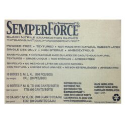 Semperforce Nitrile Gloves Case