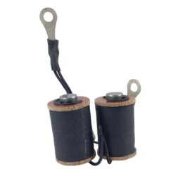 Coil Hand Wrapped 1.25″ – Black
