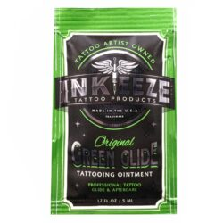 Green Glide Tattoo Ointment 5ml Packet