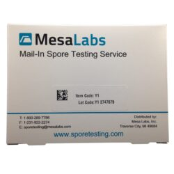 Autoclave Single Spore Test Mesa Labs