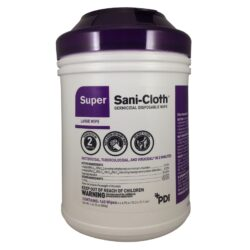 Super Sani-Cloth Germicidal Wipes