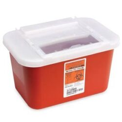 Sharps Container 1 Gal. Case