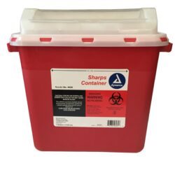 Sharps Container 3 Gal Case