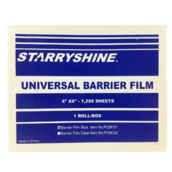 Blue Barrier Film Case
