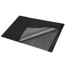 Black Drape Sheet (40×90) Pack
