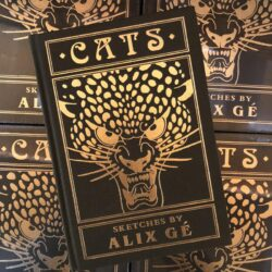 Alix Ge – Cats Book