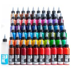 Solid Ink Standard Colors